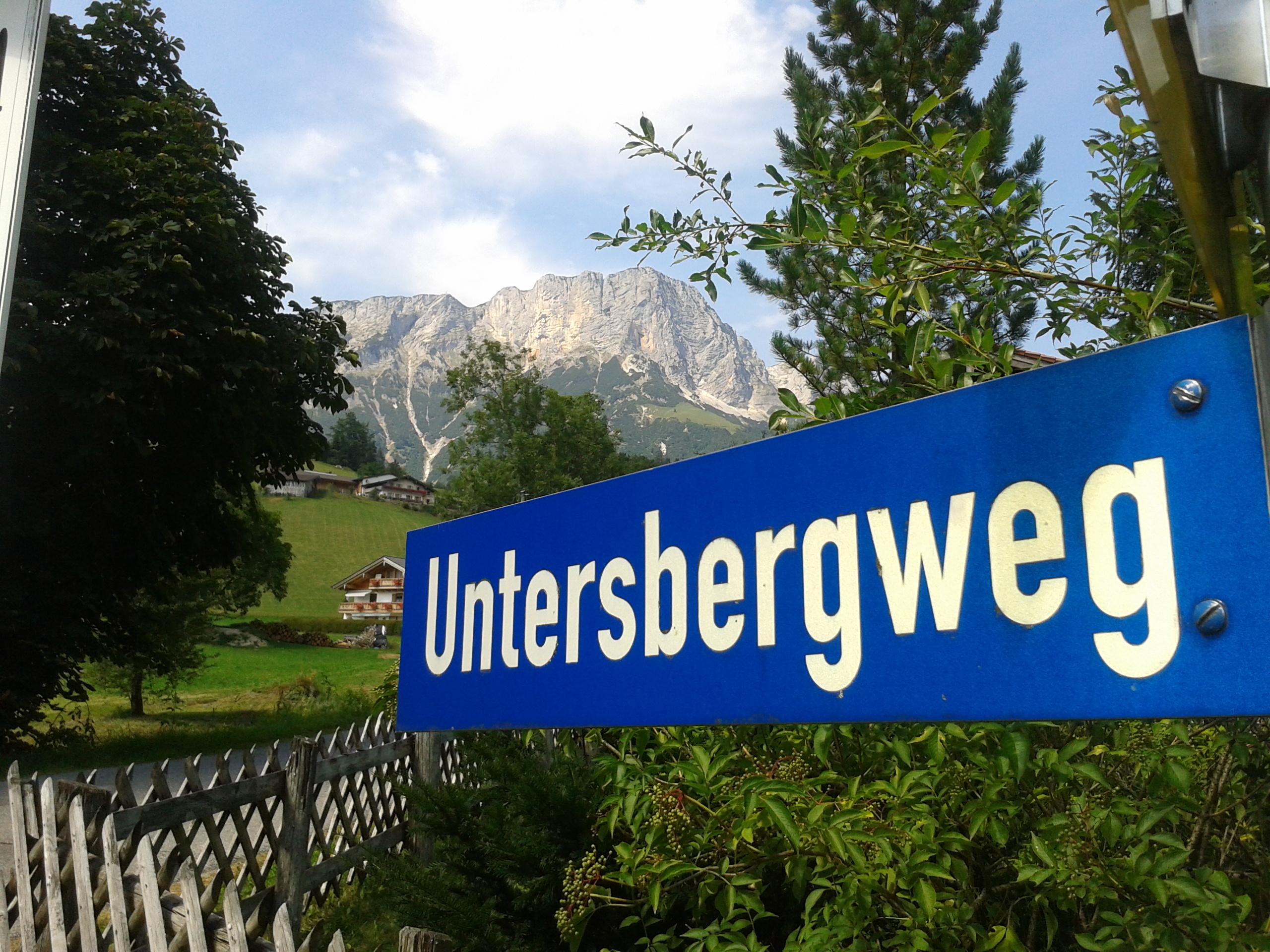 Untersberg  |  Aug 14  | No. 6