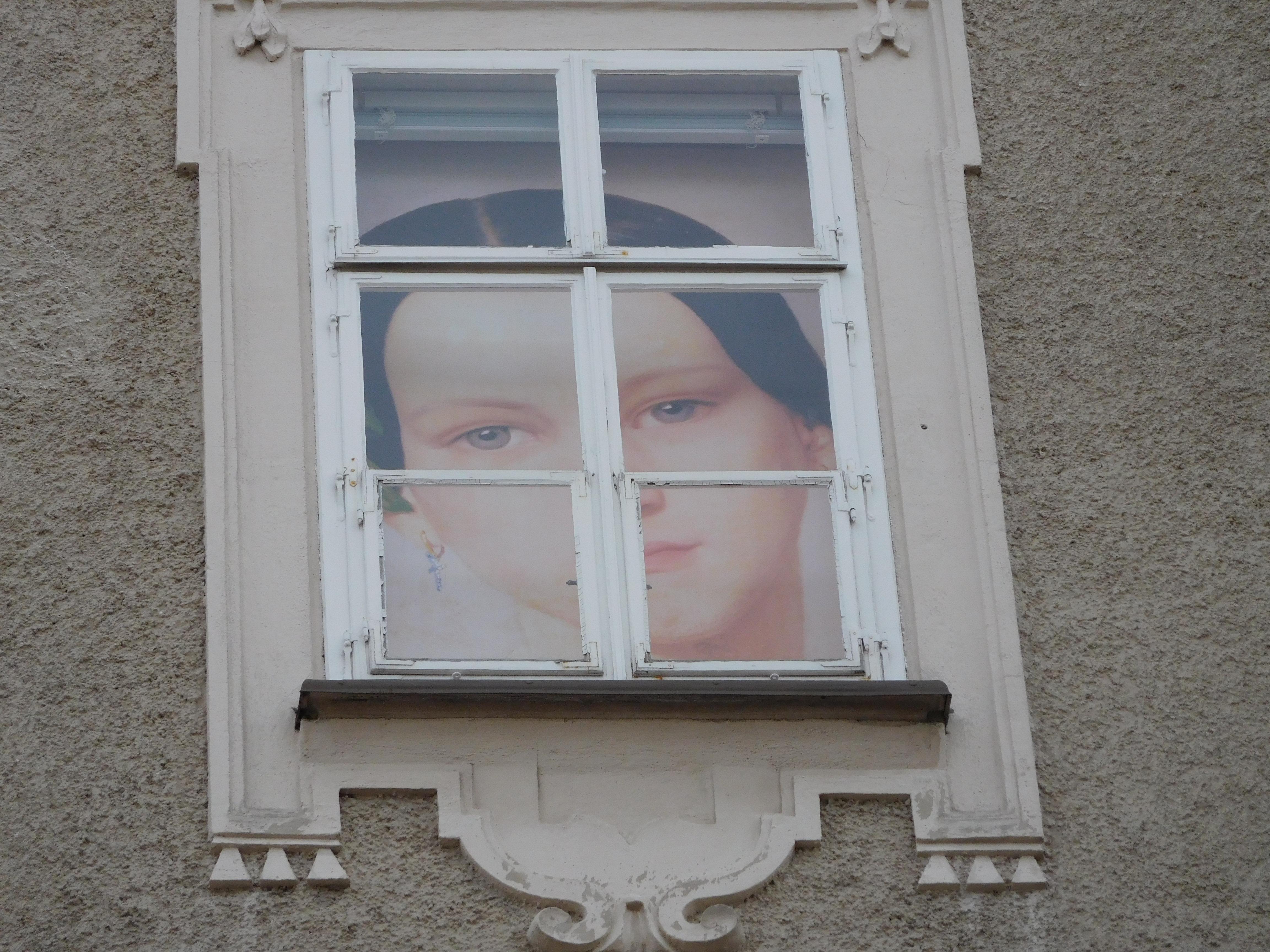 Window on Salzburg 2