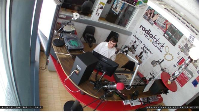 STUDIO A Webcam 1