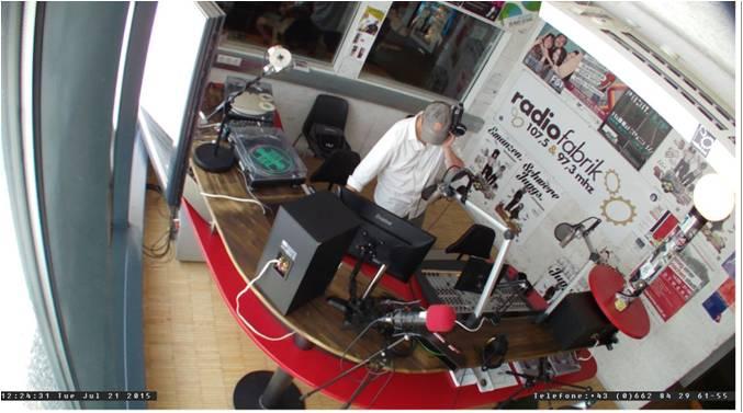 STUDIO A Webcam 2