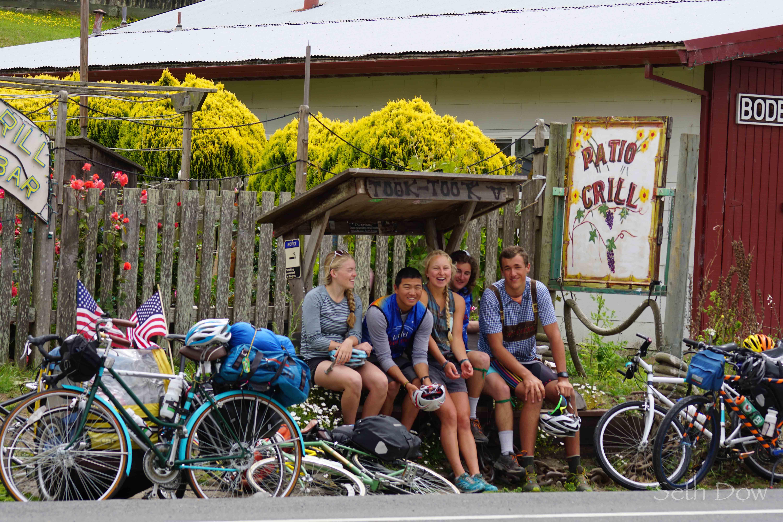 Bike Trip California